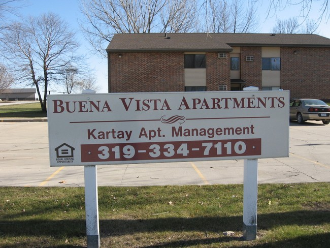 Buena Vista Apartments for Rent in Jesup, Iowa.