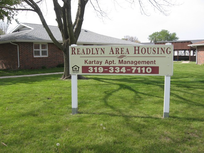 Readlyn Area Housing Apartments for Rent in Readlyn, Iowa.