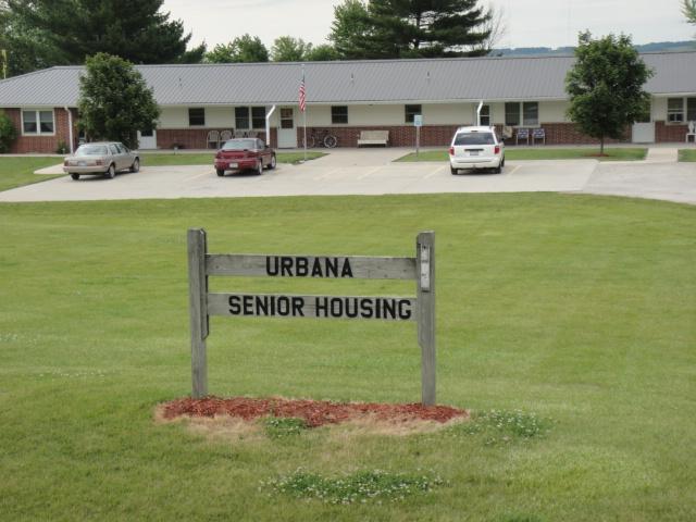 Urbana Senior Housing for Rent in Urbana, Iowa.