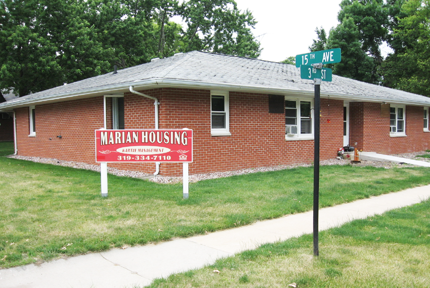 Gilbertville, Iowa - Marion Housing Apartments for Rent